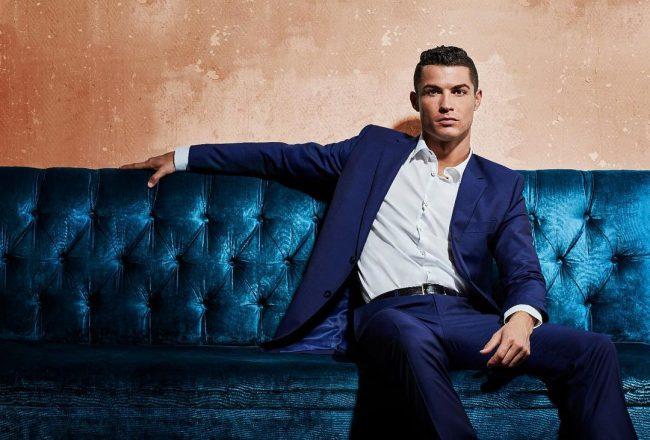 Cristiano Ronaldo Haircut 61