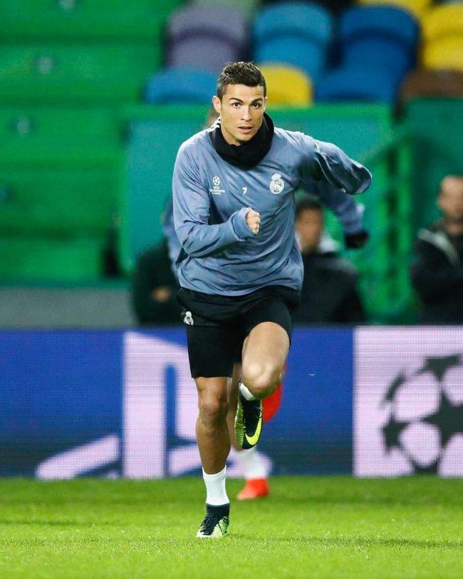 Cristiano Ronaldo Haircut 63