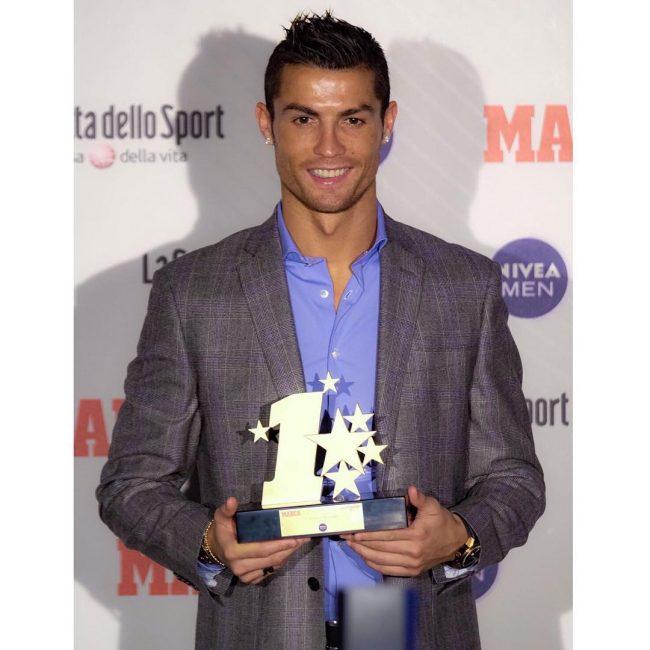 Cristiano Ronaldo Haircut 67