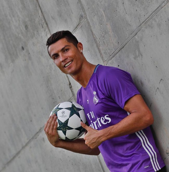 Cristiano Ronaldo Haircut 70