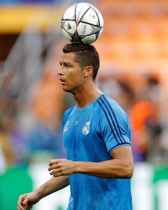 Cristiano Ronaldo Haircut 72