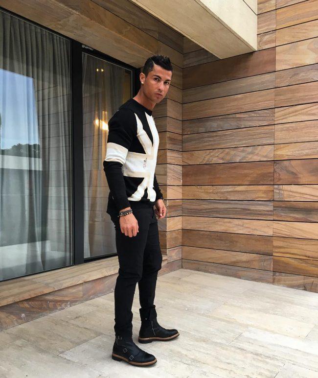 Cristiano Ronaldo Haircut 73