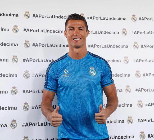 Cristiano Ronaldo Haircut 74