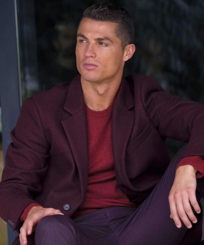 Cristiano Ronaldo Haircut 75