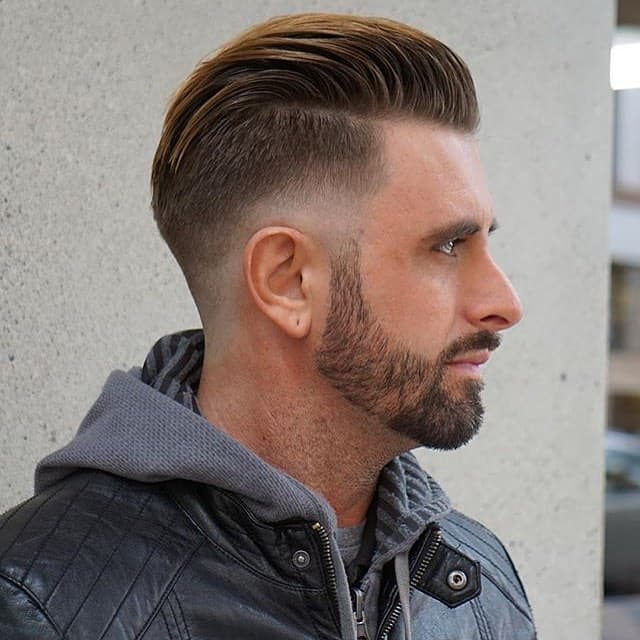 slick back hair styles 50 best blowout haircut ideas for high 2018 trend 2184