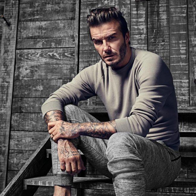 David Beckham Hair 27