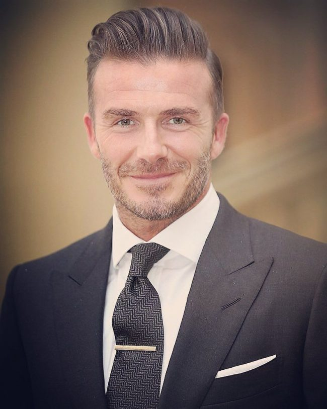 David Beckham Hair 28