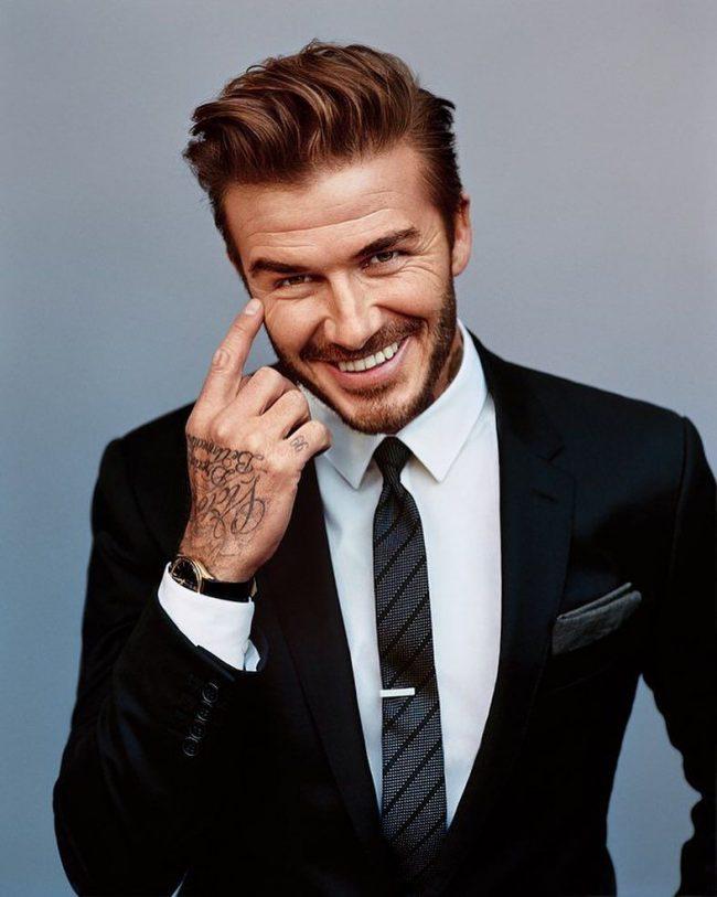 David Beckham Hair 30