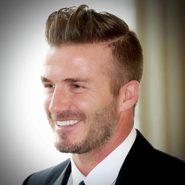 David Beckham Hair 31