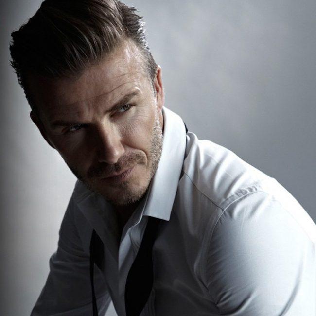 David Beckham Hair 32