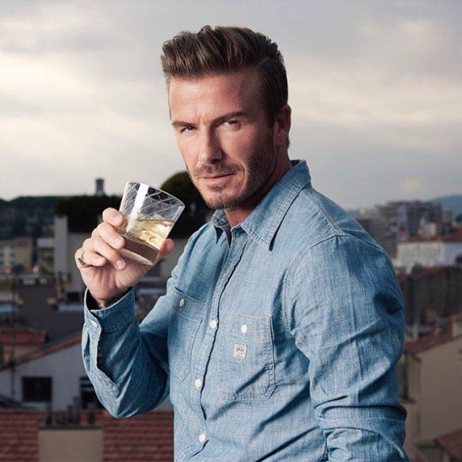 David Beckham Hair 33