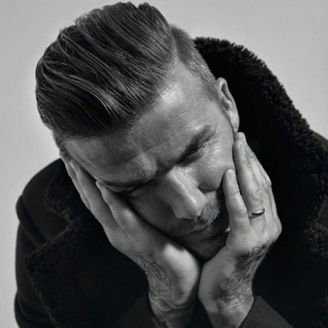 David Beckham Hair 34