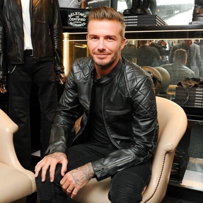 David Beckham Hair 35