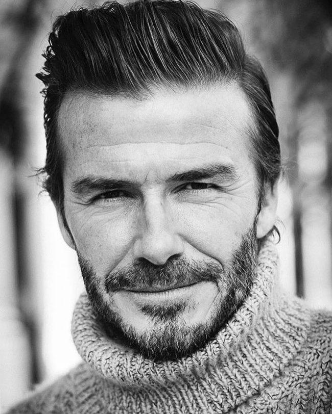 David Beckham Hair 36