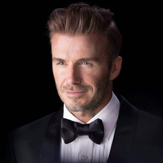 David Beckham Hair 37