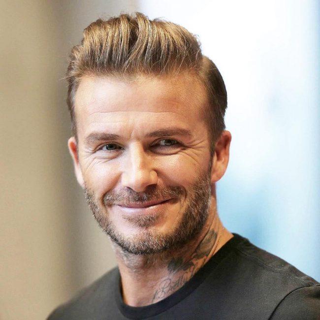 David Beckham Hair 38