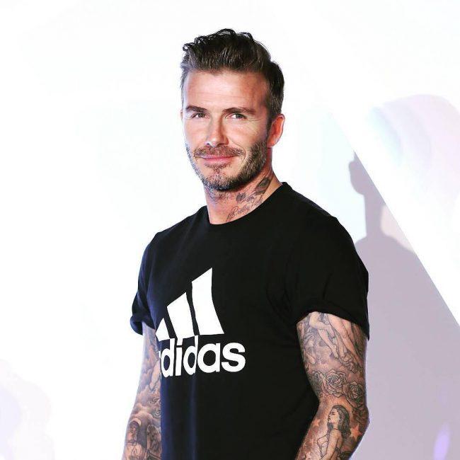 David Beckham Hair 39