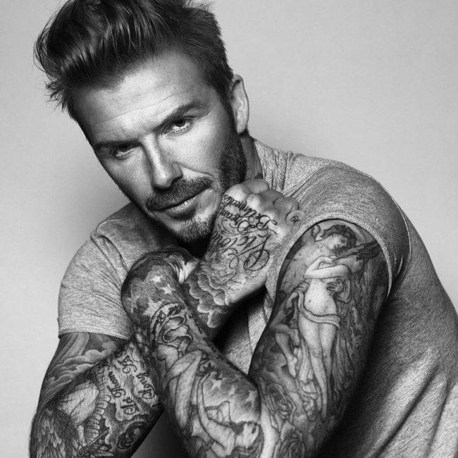 David Beckham Hair 40