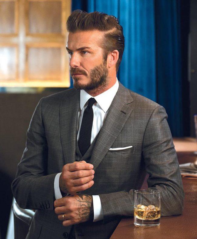 David Beckham Hair 41