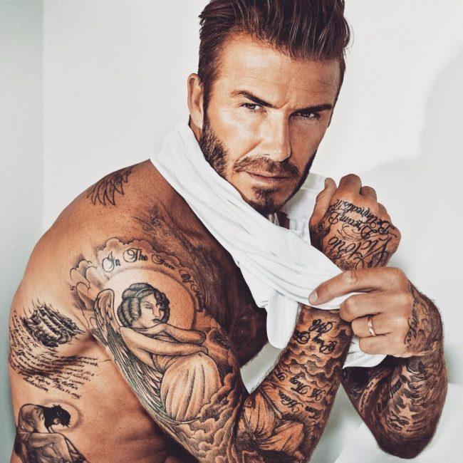 David Beckham Hair 43