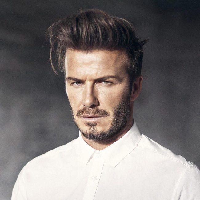 David Beckham Hair 44