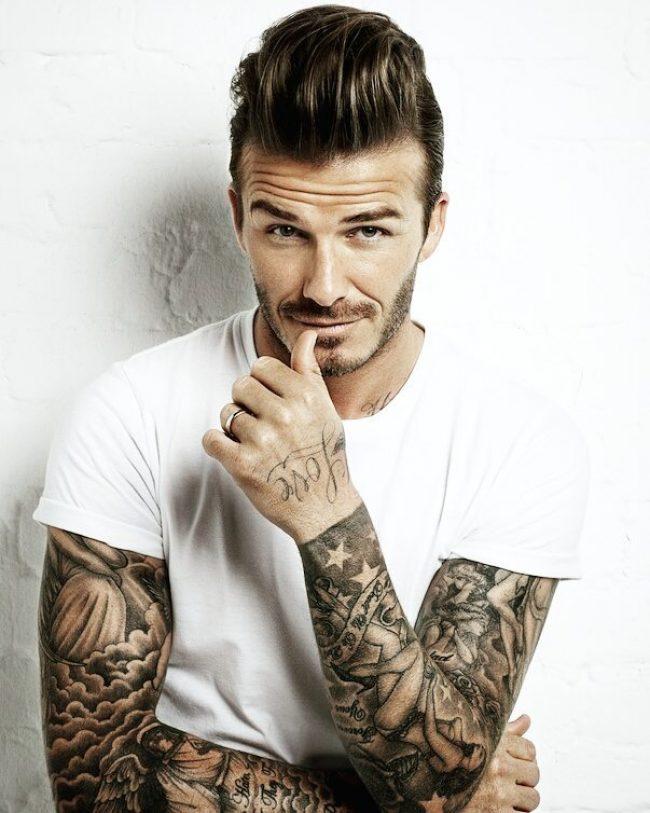 David Beckham Hair 45