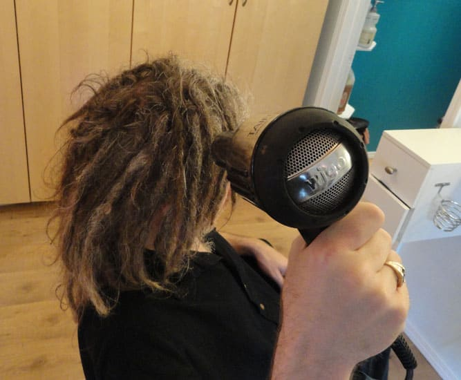 Dry Your Dreads