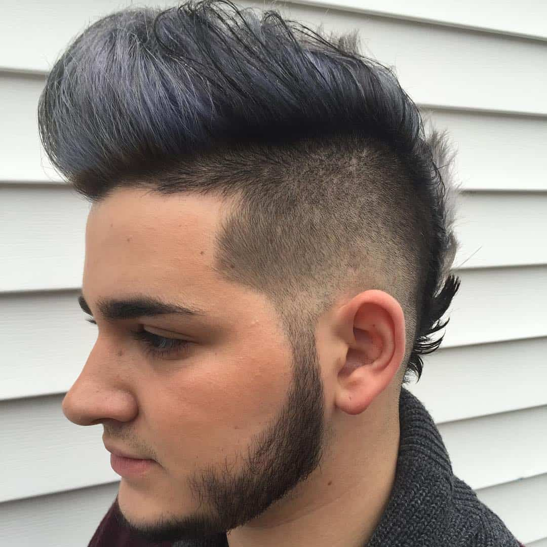 70 amazing sexy faux hawk fade haircuts - (new in 2017)