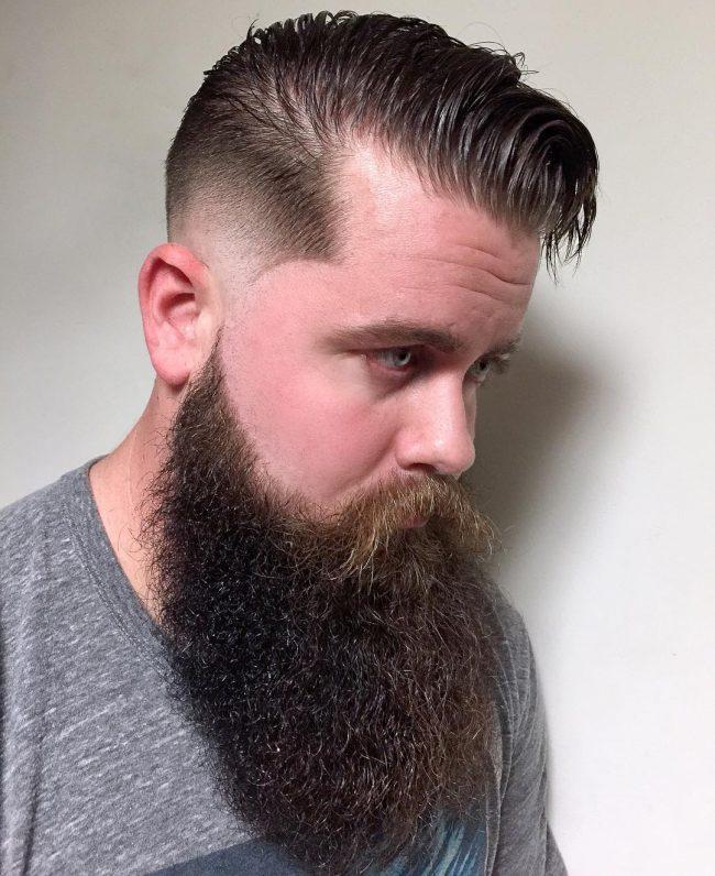 Fade Haircut 100