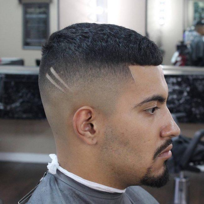 Fade Haircut 74