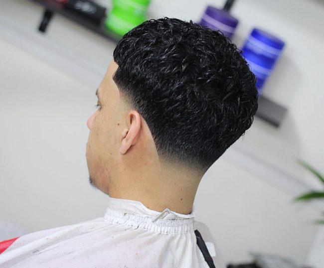 Fade Haircut 75