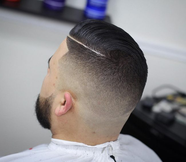 Fade Haircut 76