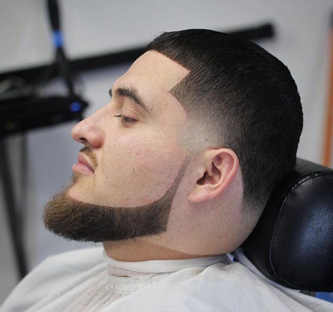 Fade Haircut 77