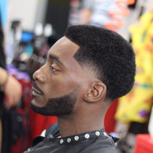 Fade Haircut 80