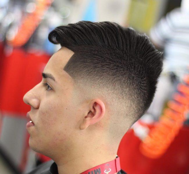 Fade Haircut 81