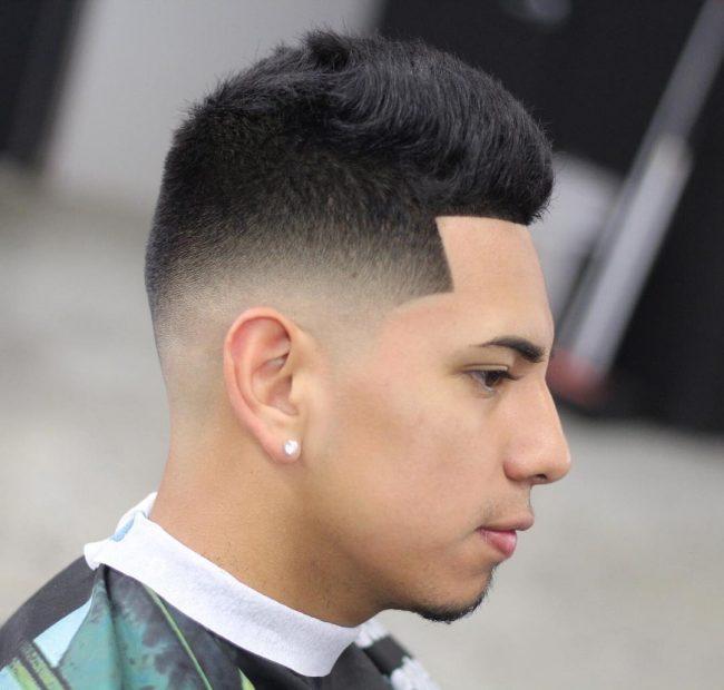 Fade Haircut 82