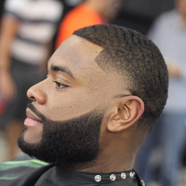 Fade Haircut 83