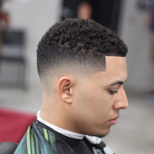 Fade Haircut 84