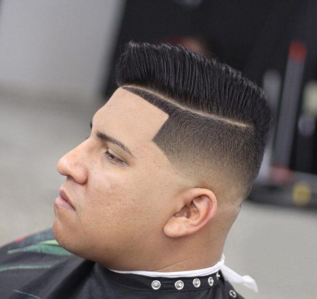 Fade Haircut 85