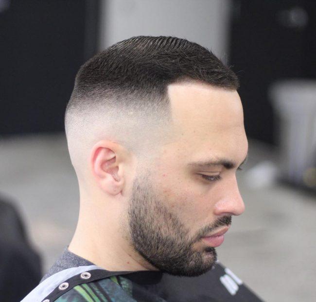 Fade Haircut 86