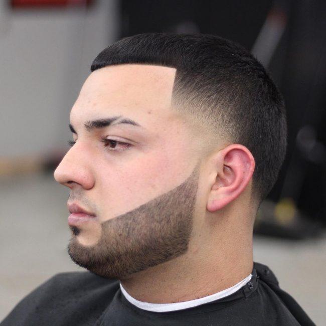 Fade Haircut 87