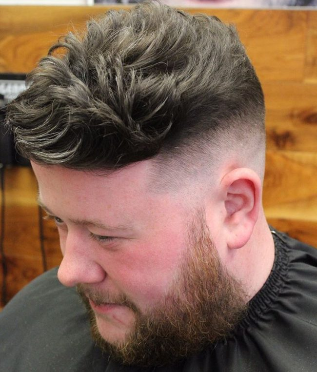 Fade Haircut 90