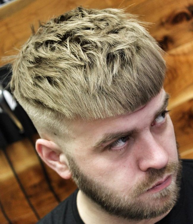 Fade Haircut 94