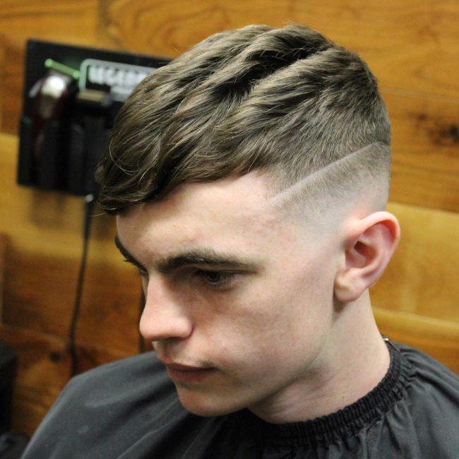 Fade Haircut 95