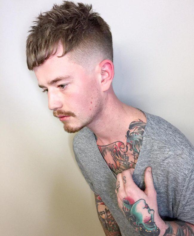Fade Haircut 99