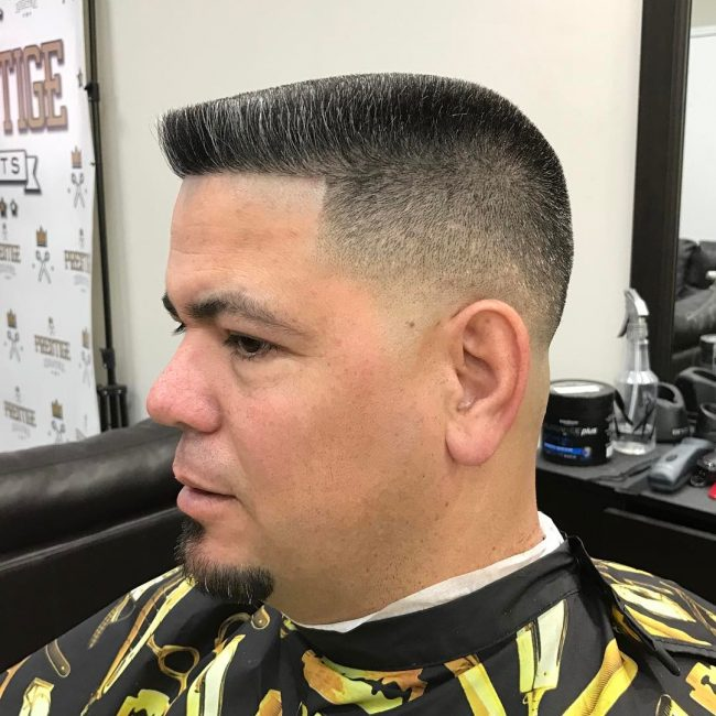 Flat Top Haircut 38