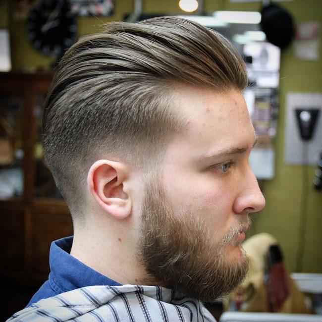 Greaser Hair 36
