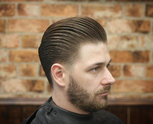 Greaser Hair 45