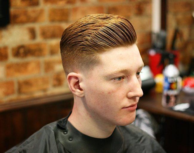Greaser Hair 49