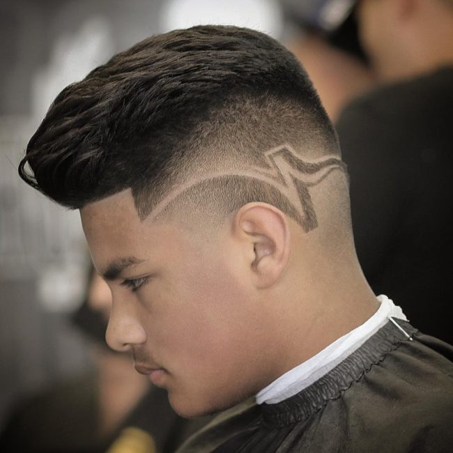 60 Best Male Haircuts For Round Faces Be Unique In 2019